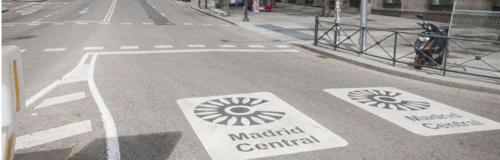 Almeida convertirá Madrid en la Zona de Bajas Emisiones