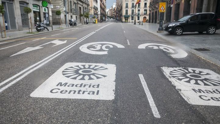 Ecologistas en Acción pide la nulidad de actuaciones sobre el auto judicial que suspendió Madrid Central