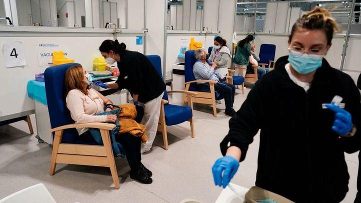La Comunidad comenzará la próxima semana a poner la 2ª dosis de AstraZeneca a menores de 60