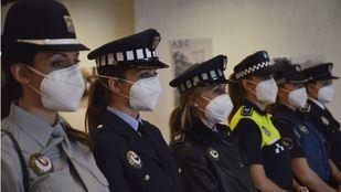Madrid celebra el 50 aniversario de la mujer en la Policía Municipal con una exposición fotográfica