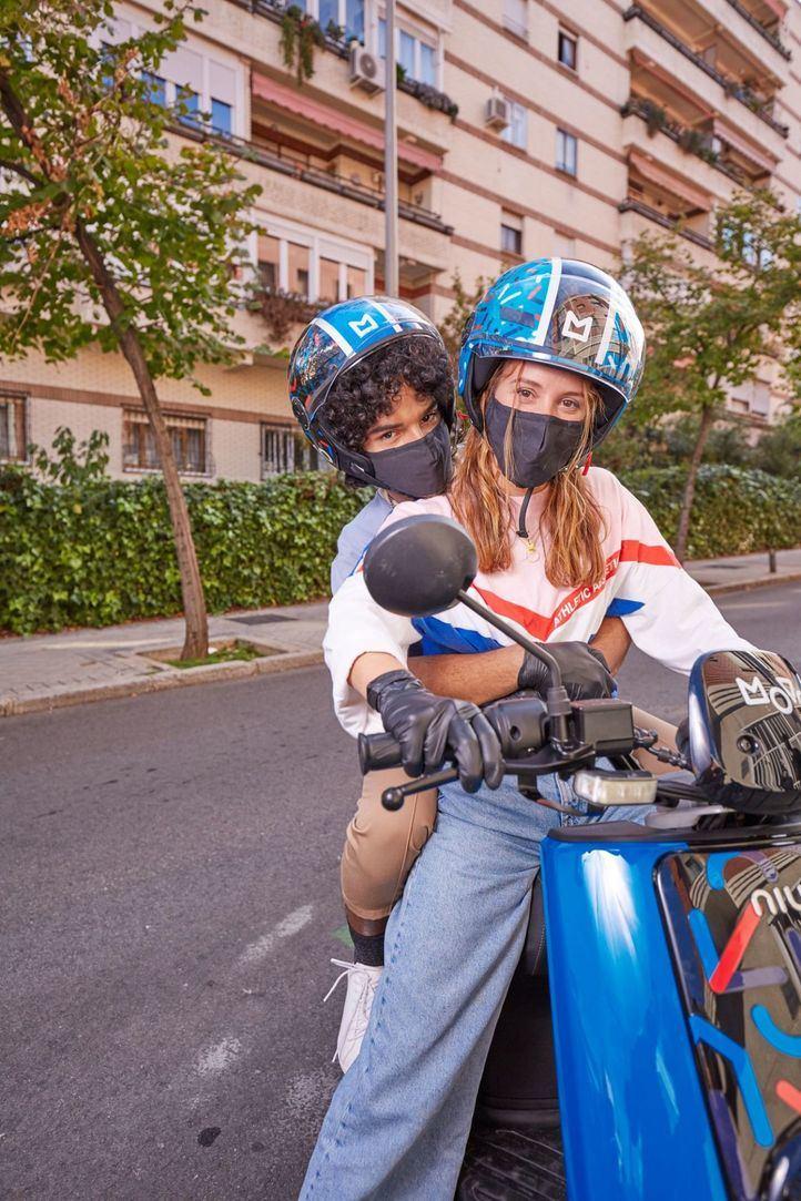 MOVO llega a Vallecas: olvídate de los atascos con las motos eléctricas de Cabify