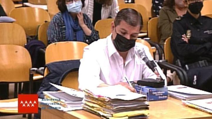 El fiscal sentencia que el 'Rey del Cachopo' mató y mutiló a Heidi Paz