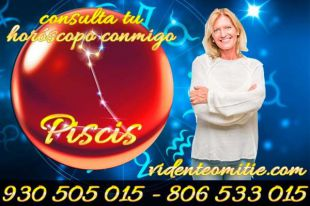 Hoy la entrada de tu destino llegará Piscis