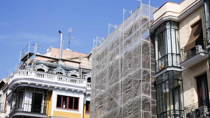Edificios en rehabilitación