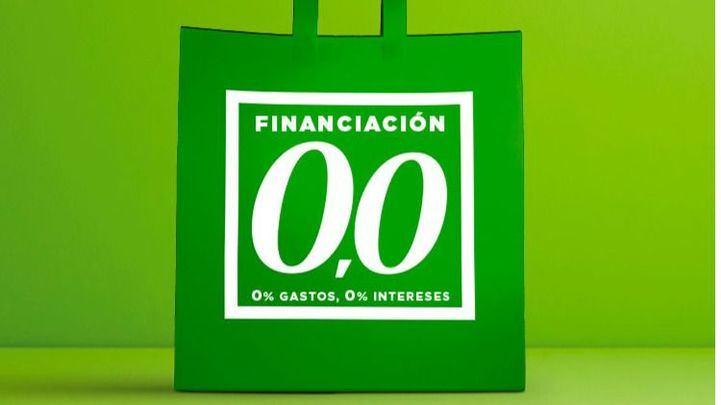 """La acción """"Financiación 0,0"""" de El Corte Inglés que beneficiará este verano a sus clientes"""
