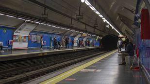 Cuatro líneas de Metro cerrarán algunos de sus tramos en verano por obras