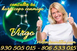 Hoy, tienes que mostrar la gran fortaleza que tienes, Virgo