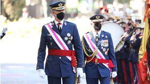 Los Reyes presiden en Madrid un Día de las Fuerzas Armadas que se acerca