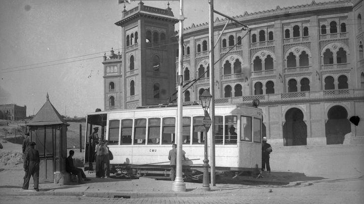 La Comunidad de Madrid presenta una exposición virtual que conmemora los 150 años de la primera línea de tranvía de la capital