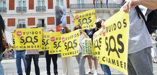 Chamberí pide adelantar el cierre de terrazas: