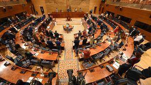 Mariano Calabuig (Vox) presidirá la Mesa de Edad en la constitución de la XII Legislatura de la Asamblea