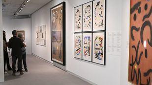 La Fundación Mapfre muestra la importancia de la poesía en las obras de Miró