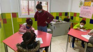 Proyecto Creando Vínculos, ganador el año pasado de los Premios al Voluntariado Universitario.
