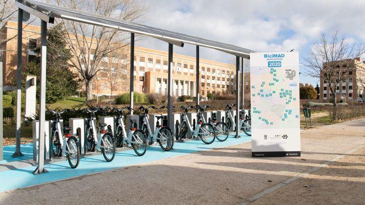 Este jueves, 3 de junio, las 2.964 bicicletas de BiciMAD serán gratuitas durante 60 minutos