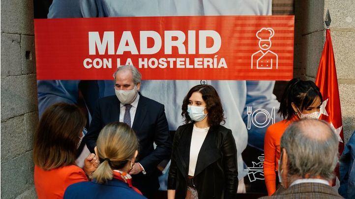 Madrid recurrirá las medidas de Sanidad que regulan la desescalada en la hostelería