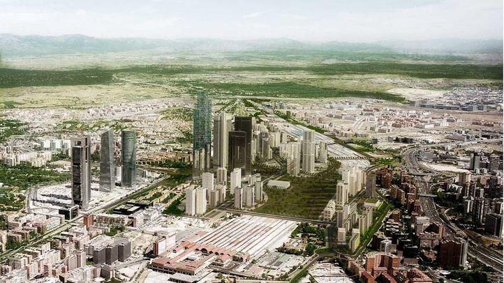Distrito Castellana Norte detalla su estrategia de sostenibilidad para Madrid Nuevo Norte