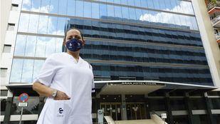 Cierra el que fuera el primer hotel medicalizado de Madrid