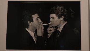 Una muestra refleja cómo era la vida nocturna de los 70 en París y Nueva York