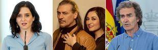 Ayuso, Simón y Camela, galardonados en los XVIII Premios Madrid de Madridiario