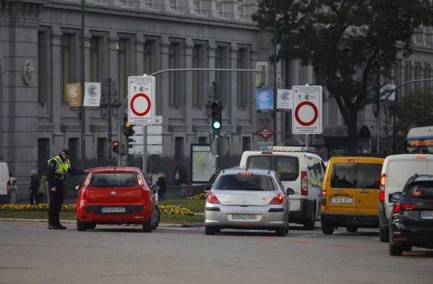 Madrid defiende que la zona de bajas emisiones de Centro no es un paso atrás