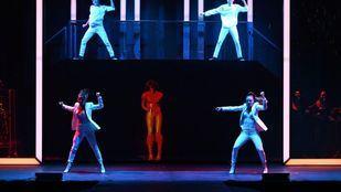 Whitney Houston vuelve a actuar en Madrid gracias a la tecnología del holograma