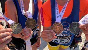 'Madrid Vintage Run' reúne a 500 corredores en el regreso de las carreras tras la pandemia