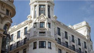 Abre sus puertas en Gran Vía el hotel de Cristiano Ronaldo