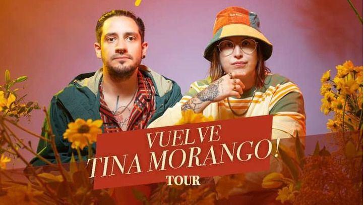 Tina Morango nos lleva al
