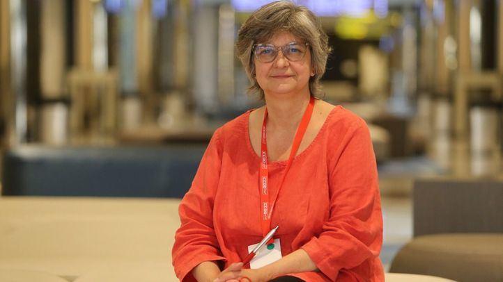 Paloma López, secretaria general de CCOO, en Onda Madrid