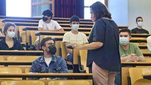 Los alumnos de Ciencias inauguran la EvAU 2021