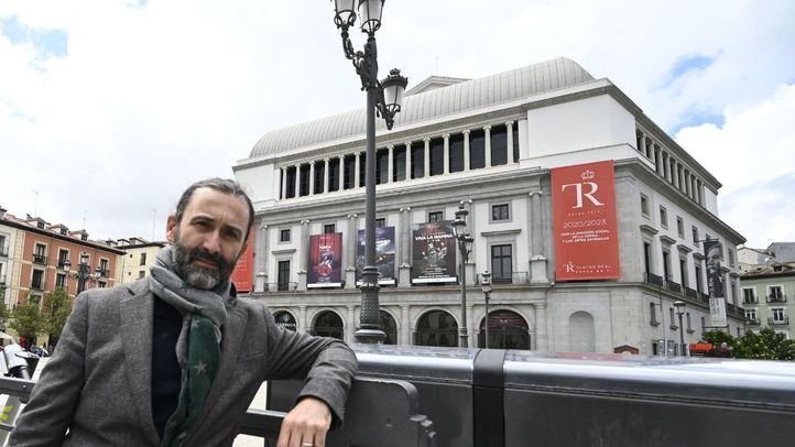 PREMIO MADRID A LA MEJOR INICIATIVA CULTURAL | Javier Limón: