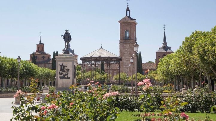 Alcalá de Henares, sede del Foro Ciudades Patrimonio
