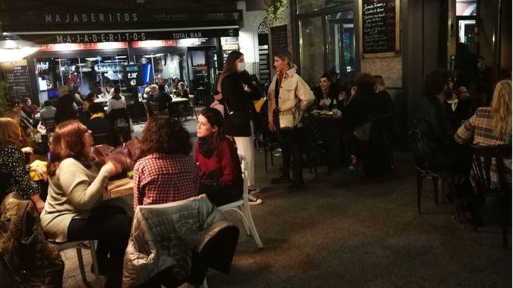 Locales de hostelería en Madrid