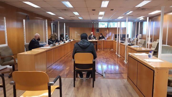 Juicio contra un acusado de matar y descuartizar a su pareja en Alcalá de Henares