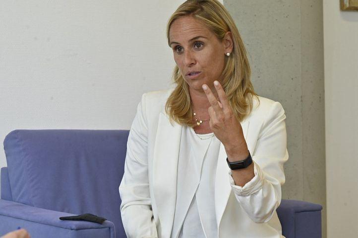Ana Camins Martínez, Secretaria General del Partido Popular madrileño