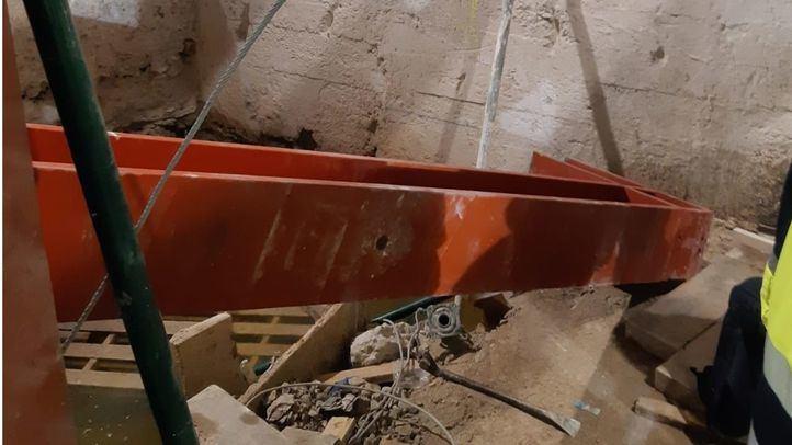 Dos trabajadores, heridos de gravedad en sendos accidentes laborales en Madrid y Colmenar Viejo