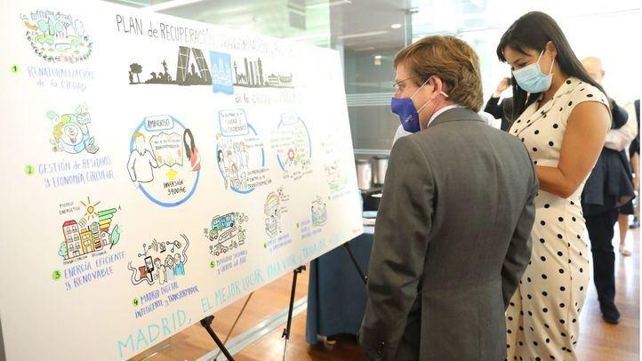 Presentación del Plan Municipal de Recuperación, Transformación y Resiliencia.