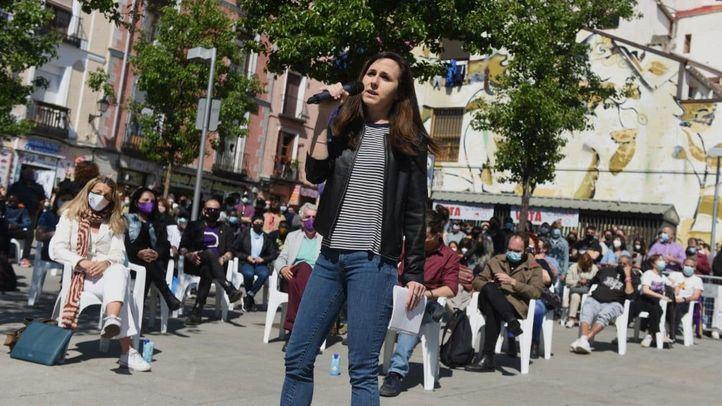 Ione Belarra, nueva secretaria general de Unidas Podemos