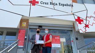 Mercadona dona 6.000 kilos de productos de primera necesidad a Cruz Roja Getafe