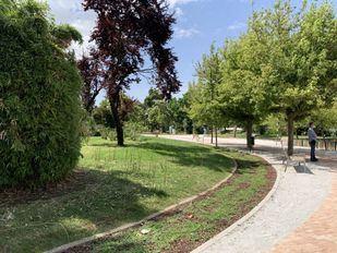 Adiós a los encharcamientos en el parque Dionisio Ridruejo