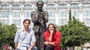 Juan Diego Botto y Sergio Peris-Mencheta