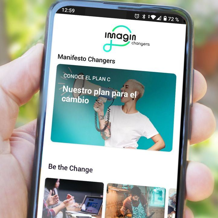 La plataforma ofrecerá a su comunidad participar en acciones de voluntariado digital a través de sus dispositivos móviles.