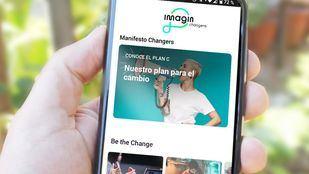 'imaginChangers': participar en causas sociales a través del móvil