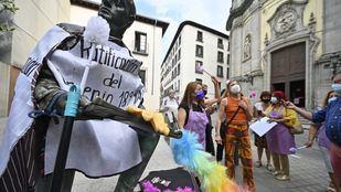 Las empleadas del hogar de Madrid, en pie de guerra por sus derechos