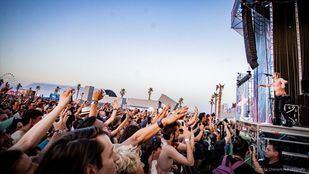 Concierto de Iggy Pop, en el festival Mad Cool 2019