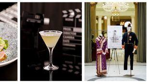 El Palace se viste de cine: la gastronomía y el vestuario de las estrellas de Hollywood