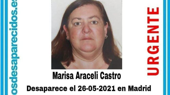 Mujer desaparecida en Madrid desde el 26 de mayo