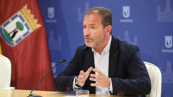 Mariano Fuentes, concejal de Desarrollo Urbano