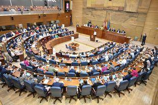 La segunda sesión de investidura da la palabra a la oposición, que solo podrá votar 'no'