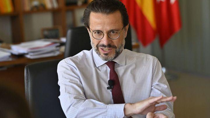 Javier Fernández-Lasquetty se hace con Economía, Hacienda y Empleo